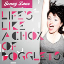 Album »Life's Like A Chox Of Bogglets« (Jenny Lane)